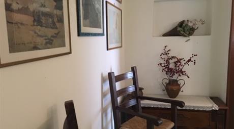 Appartamento nel verde dei pini secolari di FREGENE