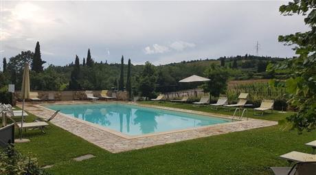 Villa Località San Sano, Gaiole in Chianti