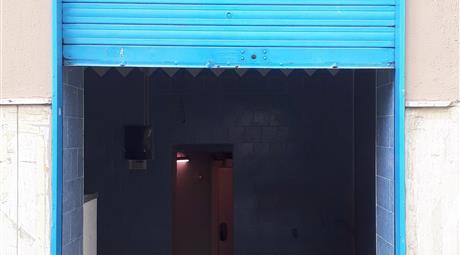 Affitto locale commerciale 25 mq Via Aquaviva