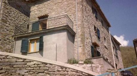 Appartamento in borgo storico, comune Caprese Mich