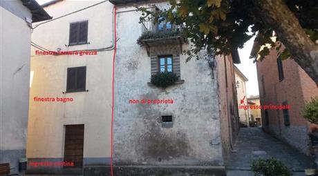 Terratetto a Verni (Gallicano-LU)