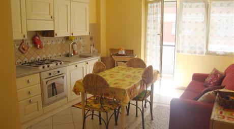 Appartamento ammobiliato Roma Tiburtina