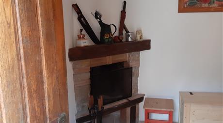 Saracinesco grazioso appartamento Centro Storico