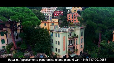 Attico 150 mq. Rapallo