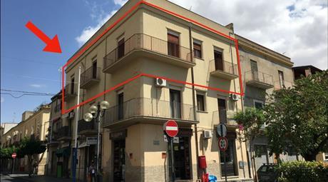 Appartamento in vendita in corso Umberto, 155.000 €