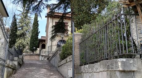 Villa unifamiliare a Carsoli(AQ)