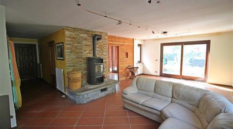 Villa bifamiliare di pregio - Villair di Quart