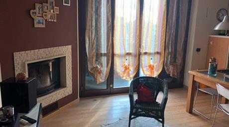 Appartamento di due livelli