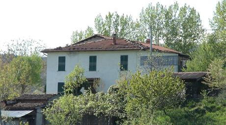 Casale via Roma, Villa Collemandina