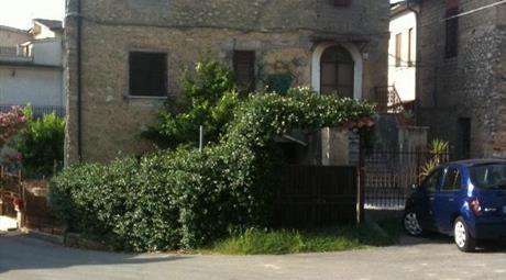 Casa in pietra restaurata