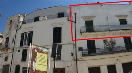 Palazzo storico Via Capone - Conversano