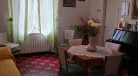 Appartamento e garage a Vacri