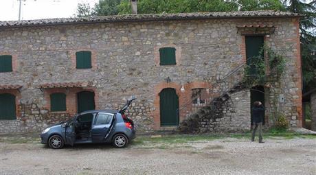 Casale/cascina in vendita in contrada Montegabbione , Fabro