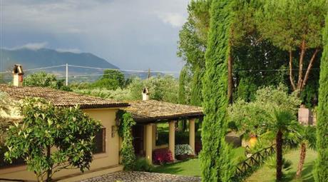 Villa nel parco Valle del Treja