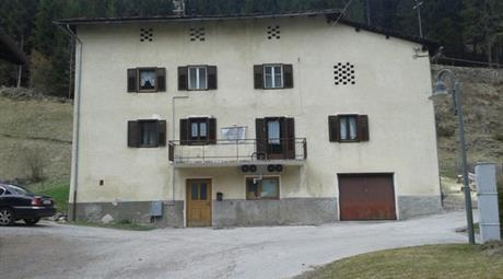 Vendesi casa di montagna
