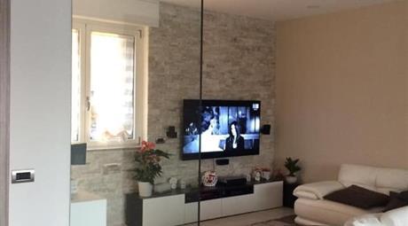 Intero stabile commerciale 600 mq con appartamento