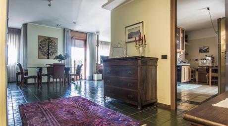 Grande appartamento all'ultimo piano