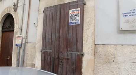 Locale in vendita in via Don Giovanni Minzoni, 46 Corato