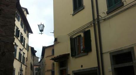 Appartamento in vendita in via Mazzuoli, 16, Cortona