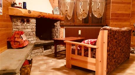 Casa a 2 passi dalle piste da sci