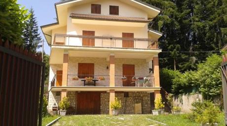 Villa via Aniene 8, Arcinazzo Romano