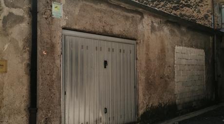 Garage singolo VIA MARCONI GUGLIELMO n. 1 piano: T