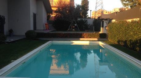 Villa via Loazzolo 286, Roma