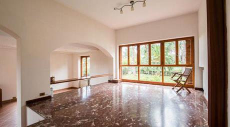 Villa bifamiliare via Aurelia 2348, Fiumicino