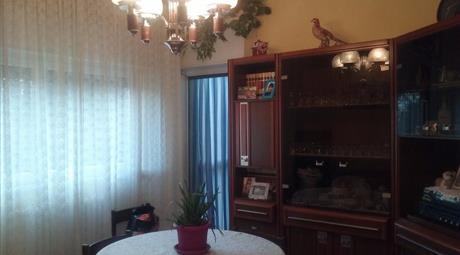 Luminoso appartamento nel complesso residenziale Falchera