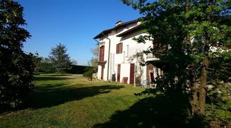 Villa Strada Provinciale 17, Barengo