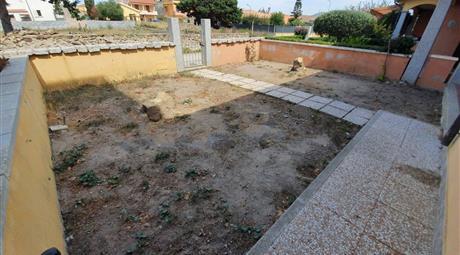 Villa a schiera via degli Oleandri, Sassari