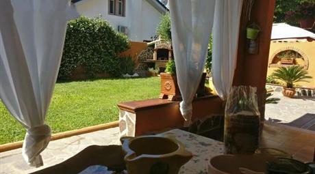 Villa con giardino a 3 km dal mare e 40km Roma