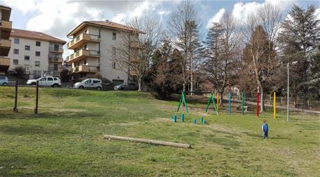 Appartamento zona tranquilla adiacente a parco giochi