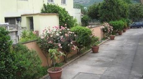 Villetta a schiera in affitto via Casamarciano 1-5, Nola