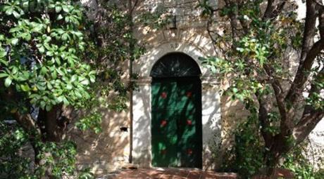 Villa con Uliveto ristrutturata