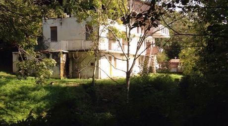 Casa in collina posizione panoramica