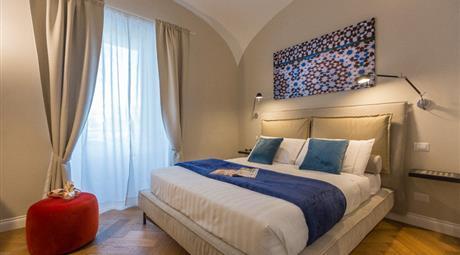 Suite Trastevere in Palazzo d'epoca fronte fiume