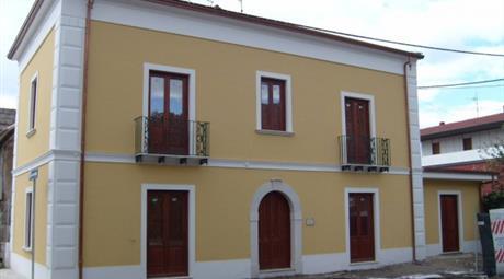 Villa via Piave 9, San Salvatore Telesino