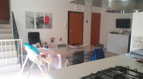 Apartamento duplex circa 190mq