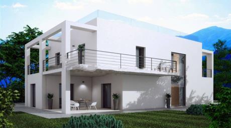 Villa bifamiliare Contrada Tonnarazza, Spadafora