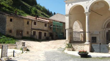 Villa in vendita a Via di fuori porta del Soccorso,Tagliacozzo (AQ) 39.000 €