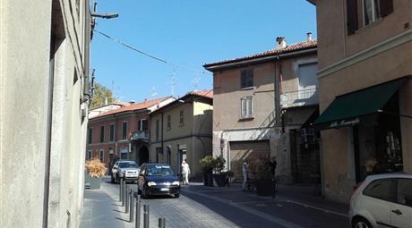 Bilocale 55mq centro Giussano
