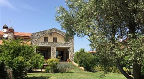 Villa via Padova 36, Fiano Romano