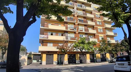 Luminoso appartamento in Viale d'Annunzio