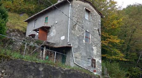 Villetta di montagna località Stazzema (Lucca)
