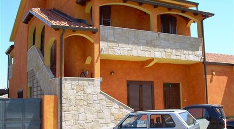 Villetta bifamiliare in vendita in vico Roma, 26, Suni