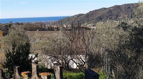 Appartamento in villa a Monticelli di Cogorno