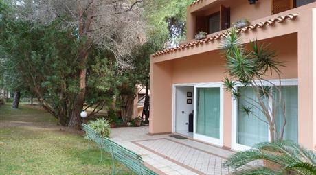Villa a Santa Margherita di Pula a 500 metri dal mare