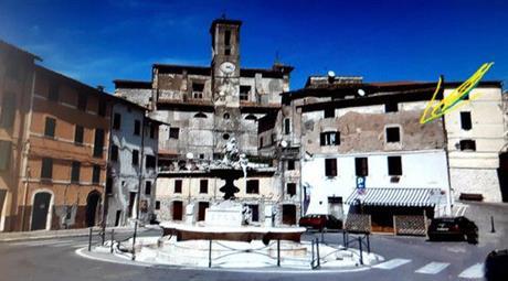 Indipendente 2 livelli piazza centrale Montelanico