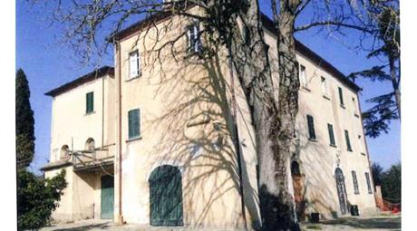 Villa padronale in stile tipico toscano